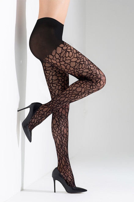 Natori Net Deco Tights at The Natori Company