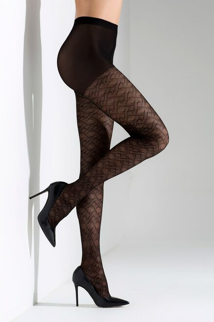 Natori Ellegant Trellis Tights at The Natori Company
