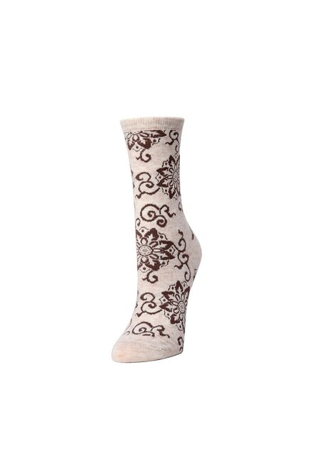Buy Natori Medallion Socks from