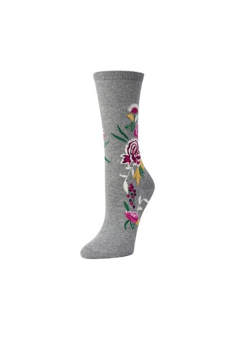 Natori Midnight Garden Socks at The Natori Company