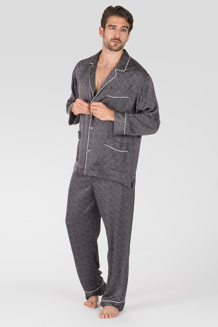 Buy Natori Men's Labyrinth PJ from