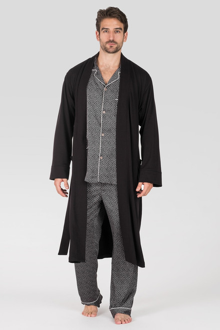 Natori Men's Zen Robe at The Natori Company