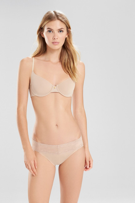 Natori Pure Luxe Balconette Bra at The Natori Company