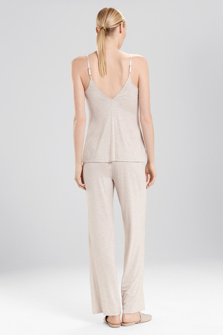 Natori Feather Essentials Cami PJ With Lace at The Natori Company