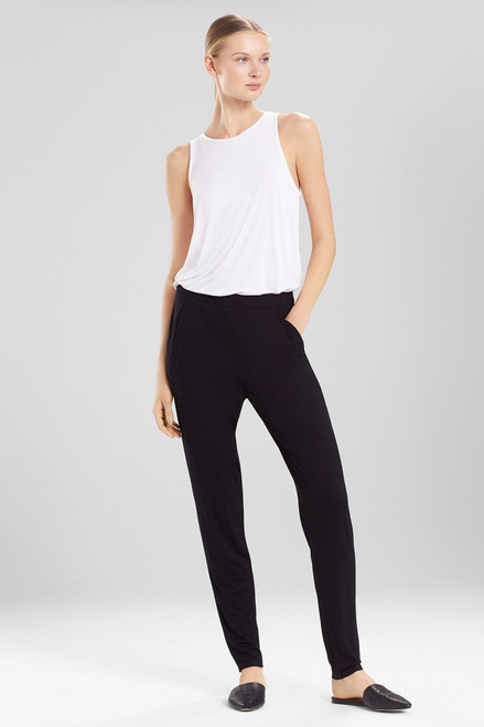 Natori Feathers Essentials Pants at The Natori Company