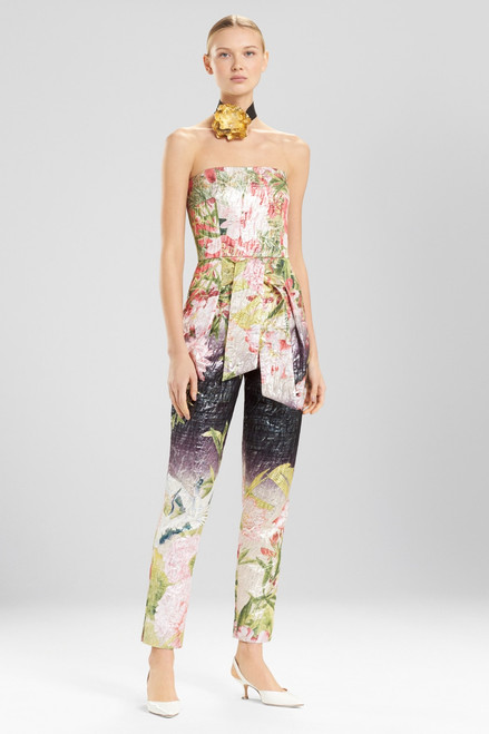 Buy Josie Natori Birds Of Paradise Jumpsuit from