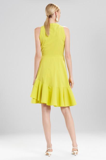 Josie Natori Cotton Poplin Sleeveless Dress at The Natori Company
