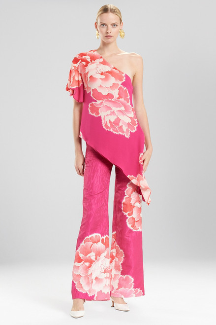 Buy Josie Natori Peony Waterfall Top from