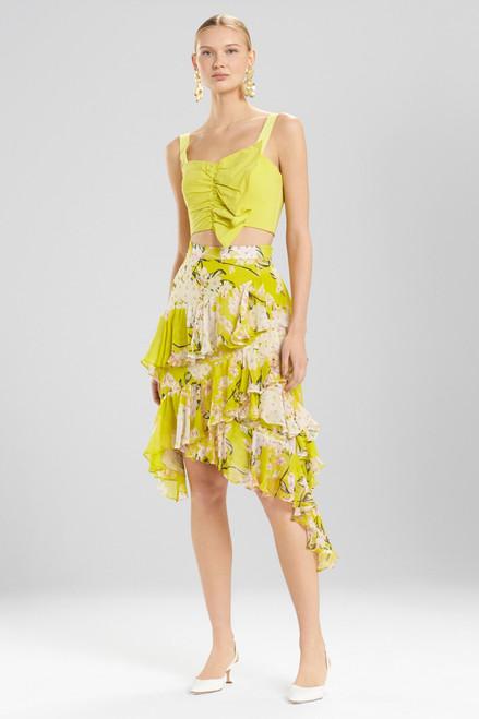 Buy Josie Natori Hokkaido Blossom Skirt from