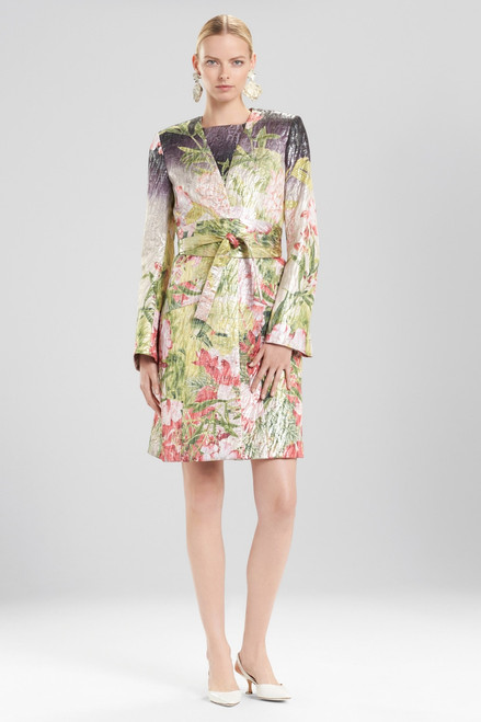 Buy Josie Natori Birds Of Paradise Jacket from