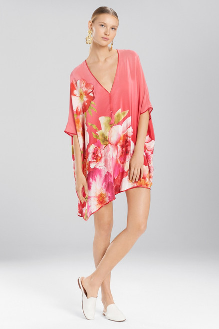 Buy Josie Natori Paradis Short Caftan from