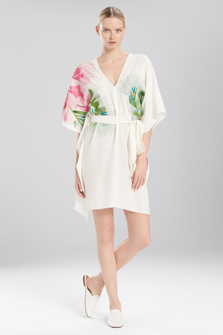 Buy Josie Natori Palmera Belted Caftan from