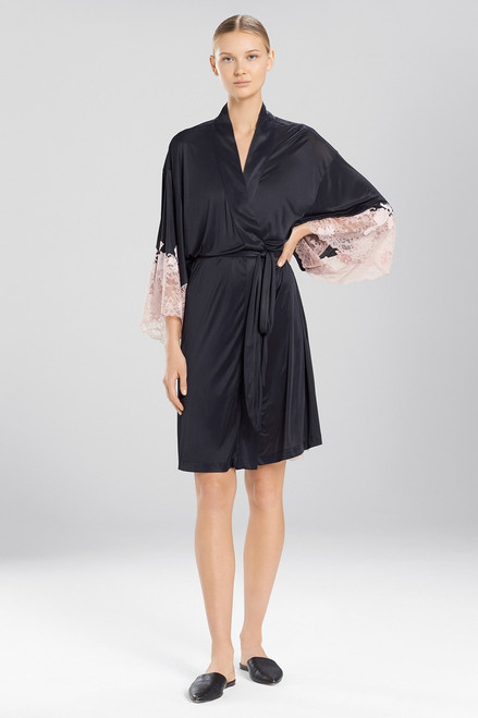 Josie Natori Harlow Wrap at The Natori Company