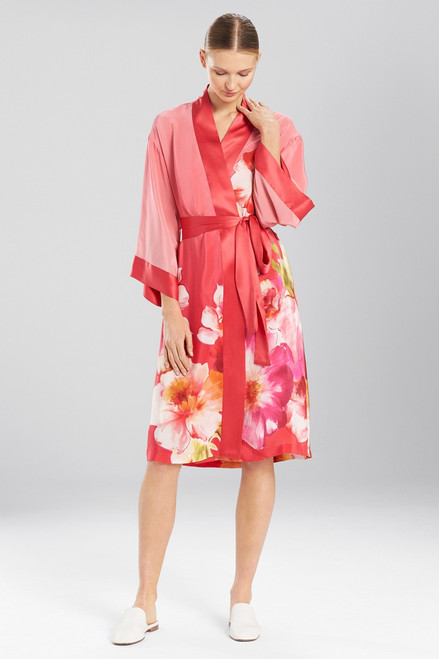 Josie Natori Paradis Wrap at The Natori Company