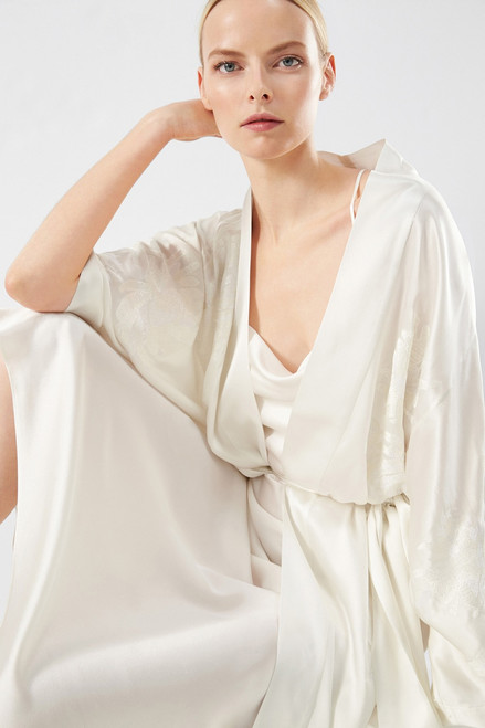 Josie Natori Bride's Dream Robe at The Natori Company