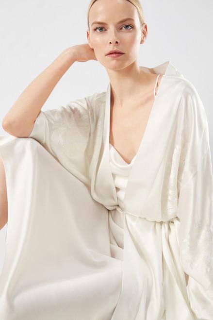 Josie Natori Bride's Dream Robe at The Natori Company