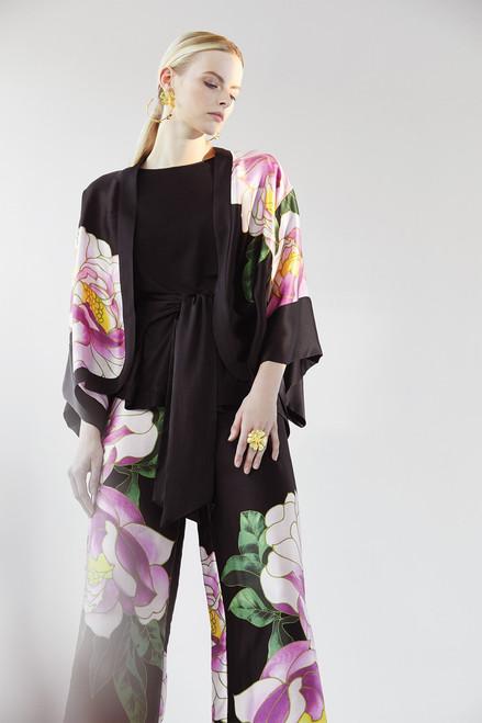 Josie Natori Clair De Lune Kimono Jacket at The Natori Company