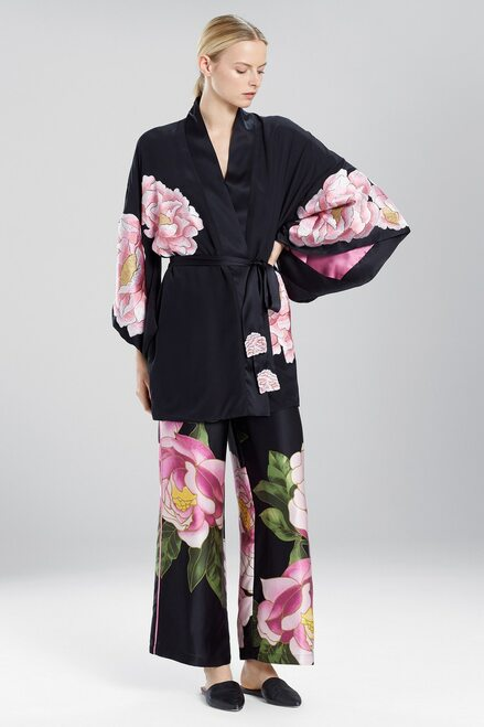 Buy Josie Natori Radiant Peony Robe from