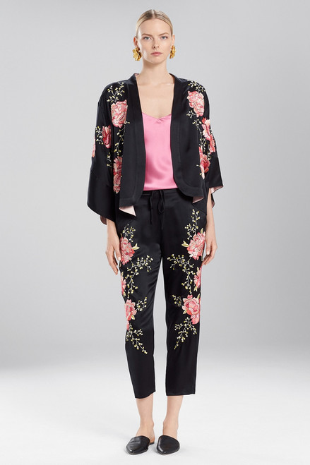 Buy Josie Natori Peony Paradise Bed Jacket from