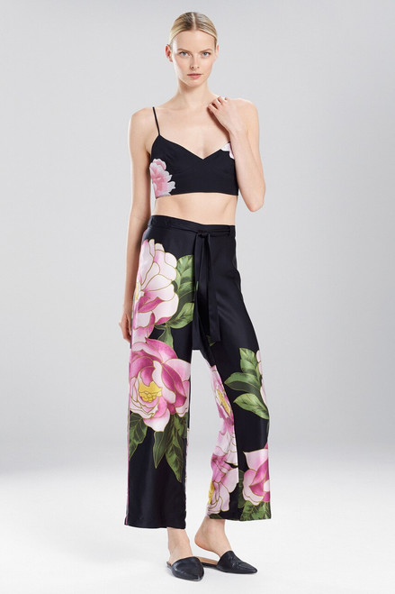 Josie Natori Radiant Peony Bralette at The Natori Company