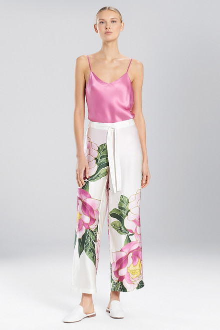Josie Natori Clair de Lune Pants at The Natori Company
