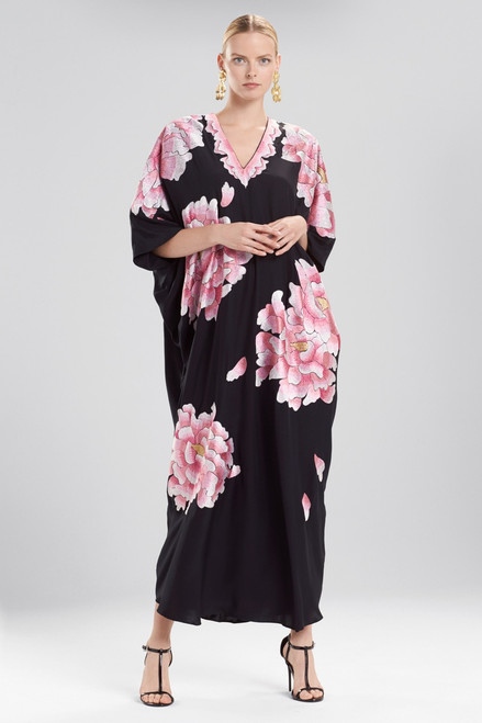 Buy Josie Natori Couture Dazzling Peony Caftan from