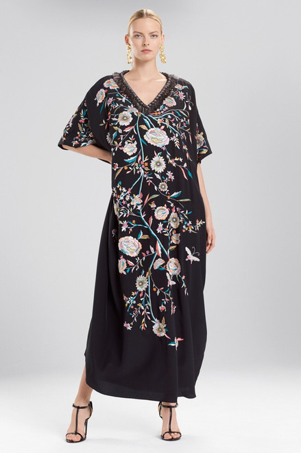 Buy Josie Natori Couture Whimsical Butterfly Caftan from
