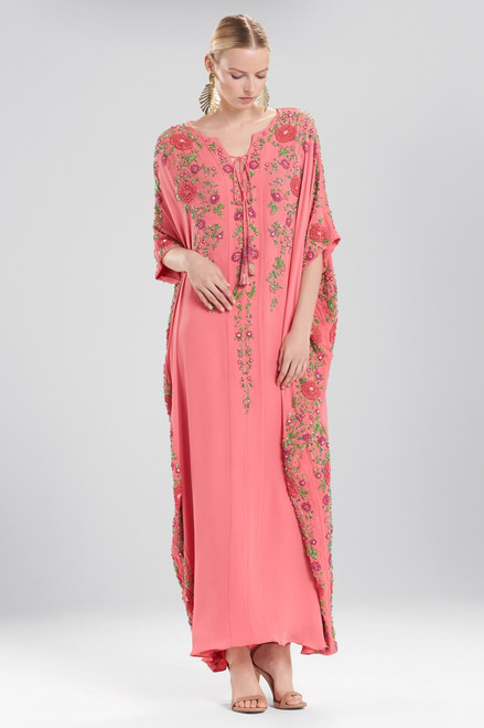 Buy Josie Natori Couture Rosa Caftan from