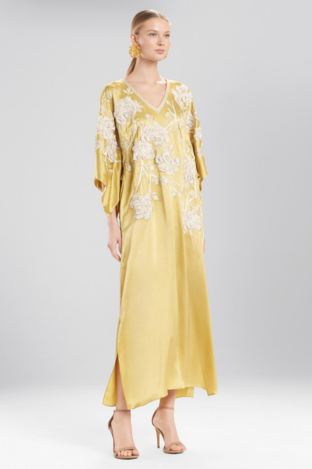 Buy Josie Natori Couture Peony Passion Caftan from