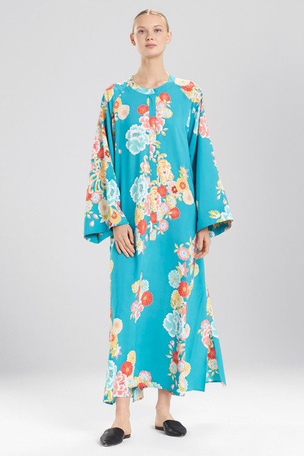 Buy Natori Saipan Zip Caftan from