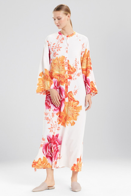 Buy Natori Bali Zip Caftan from