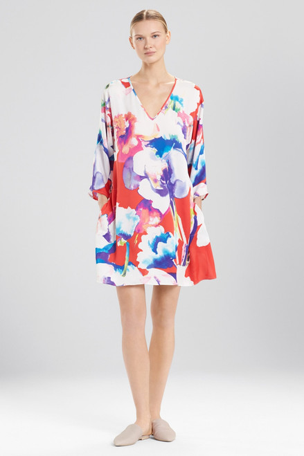 Buy Natori Tahiti Tunic Caftan from