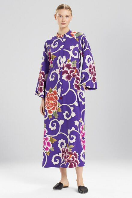 Buy Natori Samarkand Zip Caftan from