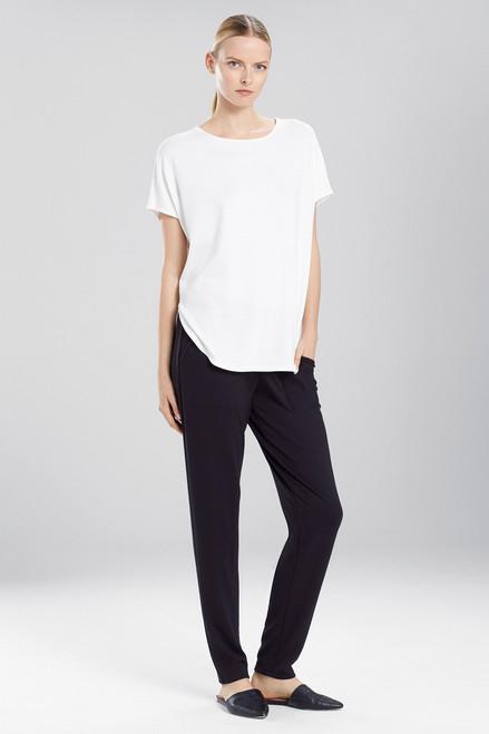 Buy Natori Zen Short Sleeve Top from
