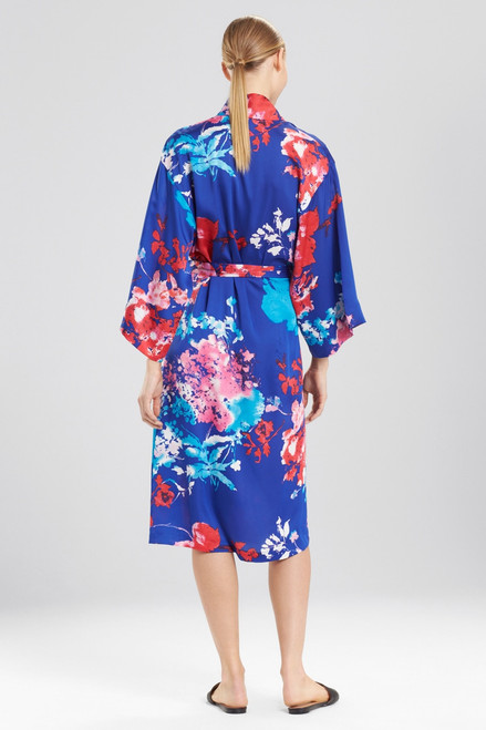 Natori Fiji Print Robe at The Natori Company