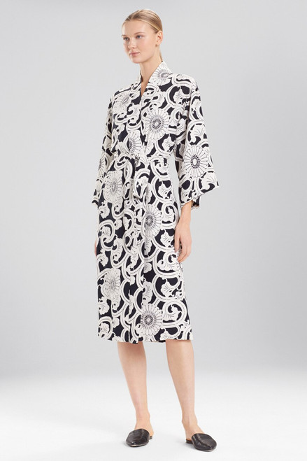 Natori Silk Road Robe at The Natori Company