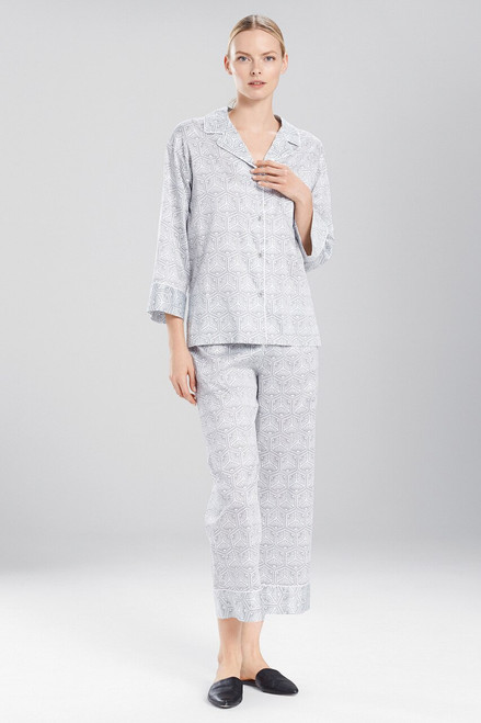 Buy Natori Fan Notch PJ Set from
