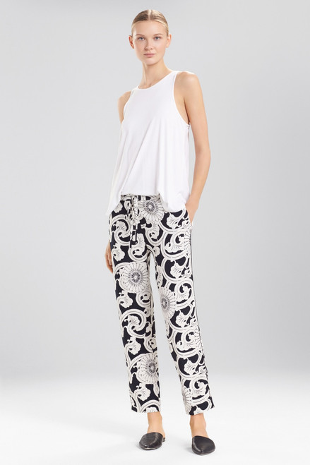 Buy Natori Silk Road Pants from