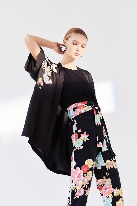 Natori Saipan Embroidery Robe at The Natori Company