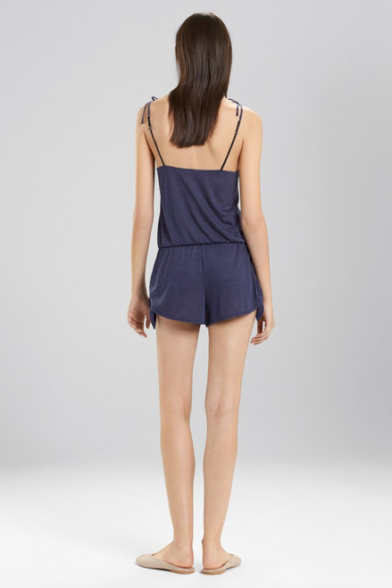 Josie Heathers Romper at The Natori Company