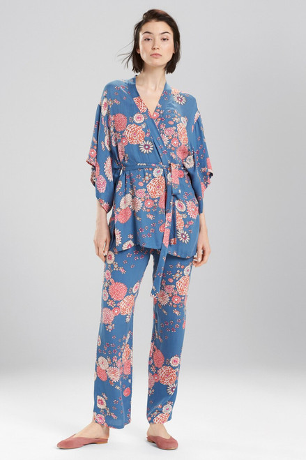 Buy Josie Avant Garden Robe Blue Ivory from