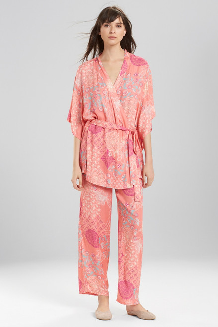 Buy Josie Avant Garden Robe Peach Coral from