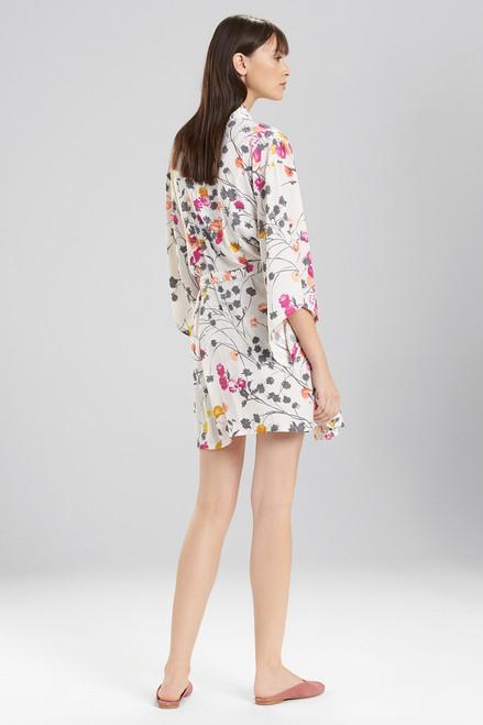 Josie Bardot Dreamland Robe Orchid Pink at The Natori Company