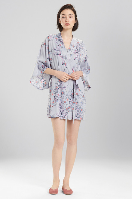 Buy Josie Bardot Dreamland Robe Rose/Grey from