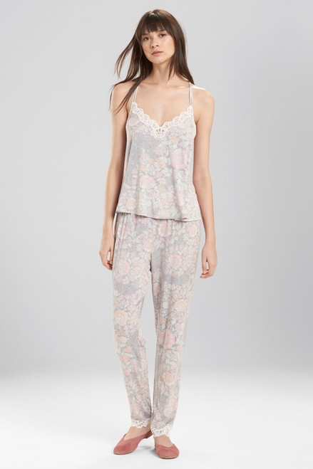 Josie Bardot Sunkissed Cami Grey/Pink at The Natori Company