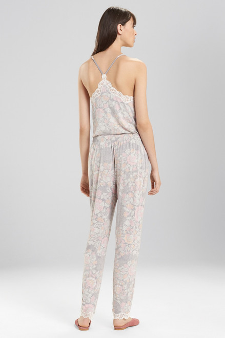 Josie Bardot Sunkissed Pants Grey/Pink at The Natori Company
