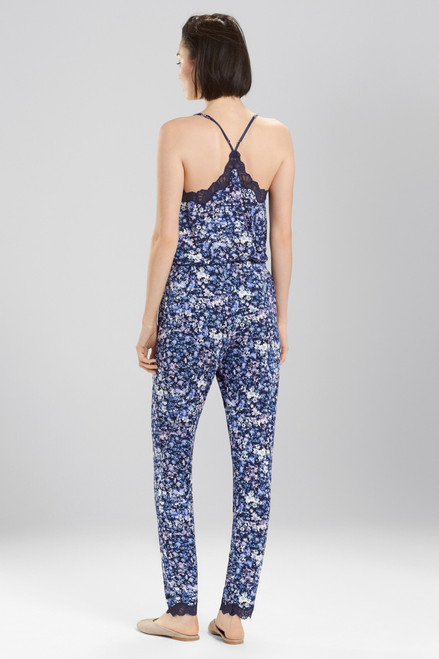 Josie Bardot Sunkissed Pants Navy/Blue at The Natori Company