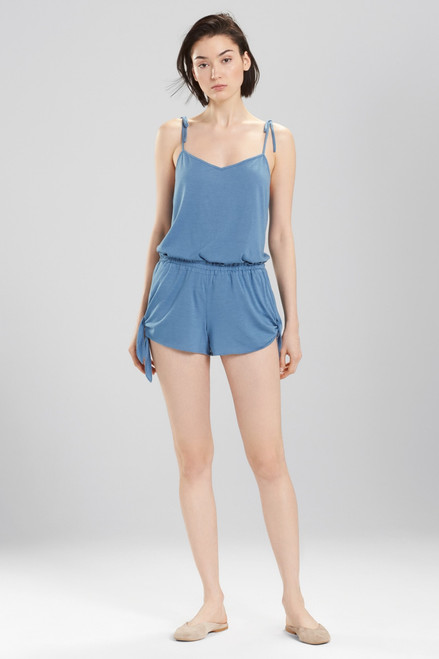 Josie Heathers Side Tie Shorts at The Natori Company
