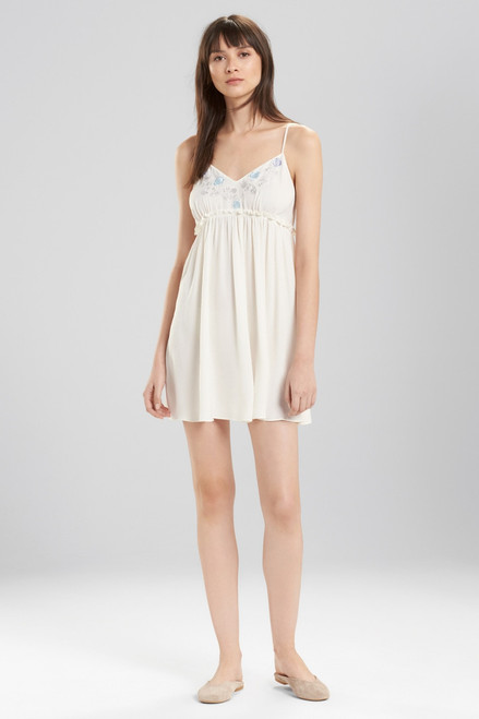 Josie Bardot Bridal Chemise at The Natori Company