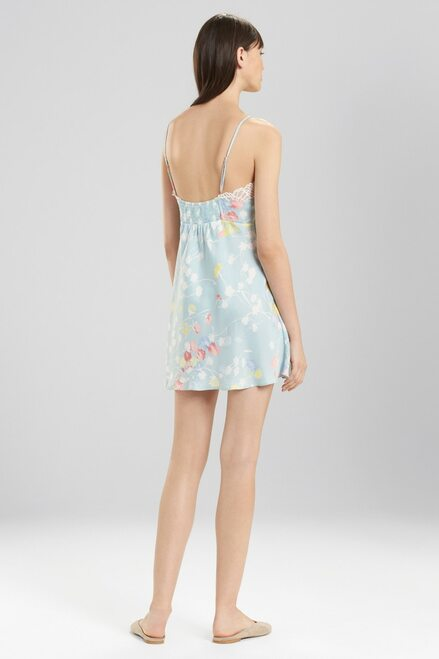 Josie Bardot Dreamland Chemise Seaglass Rose at The Natori Company